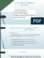 Ing. Económica Ejercicios del Capitulo 2