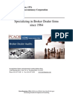 PCAOB Audits for Broker Dealers