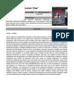 ejemplo de Curriculum Vitae de Plomeria Ramirez