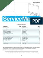Manual de Servicio TV AOC