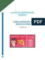Brochure Metrados Completo