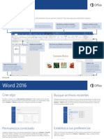 Word 2016 Win Quick Start Guide