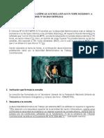 Las Jornadas Atípicas Acumulativas en el Perú