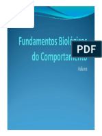 Fundamentos Biológicos do Comportamento