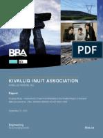 Nunavut-Manitoba Hydro Line Study
