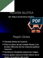 Region Glutea