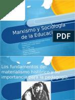 Marxismo y Educacion