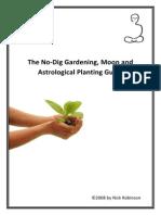 No Dig Gardening eBook