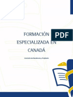 Especialidad médica en Canadá