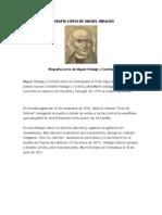 Biografía Corta de Miguel Hidalgo