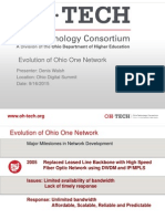 Ohio DGS 2015 Presentation - Future of Networks - Denis Walsh