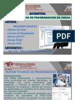 Tecnicas de Programacion