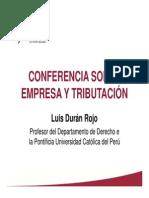 Conferencia Inaugural