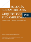 Arqueología Suramericana - Gnecco y Haber