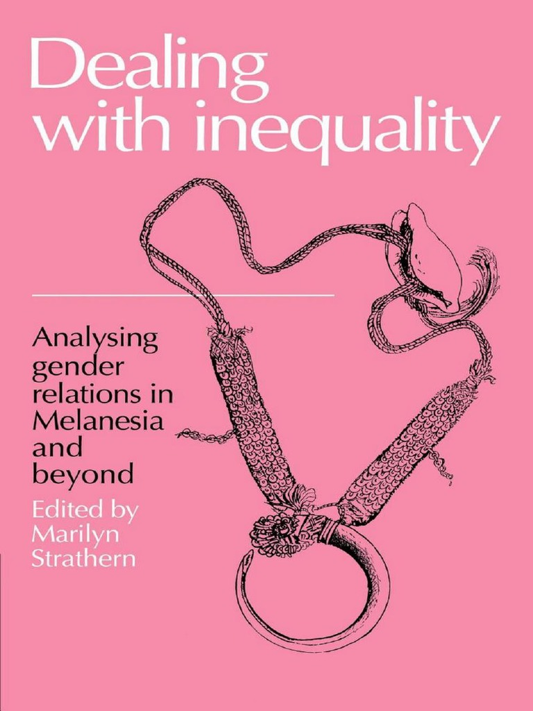 Strathern - Dealing With Inequality - Analysing Gender