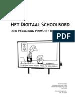 Het Digitaal Schoolbord - David Stranders
