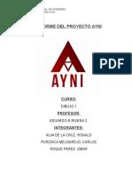 Proyecto Ayni