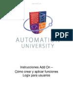 InfoPLC Net Add on Instructions