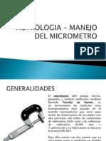 Uso Del Micrometro2