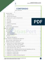 Proyecto Renovación de Contrato Venta de Gas Bolivia-Brasil