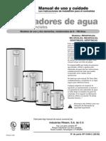 Manual Boilers Electricos Rheem 9-189lts.pdf