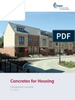 BRMCA Concretes for Housing 2015