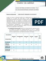 Unidad_2 _Arquitectura Documental Del Sistema de Gestión de Calidad