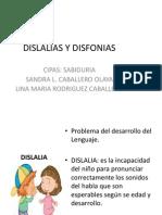 Dislalia y Difonia 4