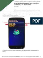 Como Restaurar a Valores de Fabrica Los Smartphone_ Bo-lfspsl4qci, Bo-lfsp45qci, Bo-lfspbs5qc y Bo-lfspsl6qci