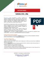 Ficha Tecnica - EXTINTOR CO2-5kg