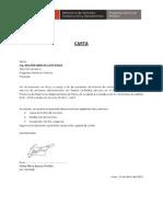 Informe de Trabajo - Asistente Administrativo - Catahui.
