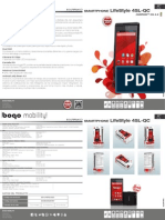Smartphone Bogo Lifestyle 4 Ips Slim Qc (Bo-lfspsl4qci)_ficha