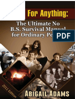 86310336 Ready for Anything Survival Manual