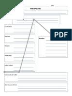 Plot Outline Worksheet