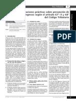 Act Empresarial - Presuncion Reg. Compras Marzo 2010-Libre