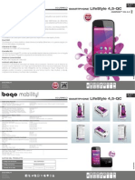 Smartphone Bogo Lifestyle 4.5 Ips Qc (Bo-lfsp45qci)_ficha