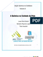 Colecao Quimica No Cotidiano Volume 5 a Quimica Da Pele