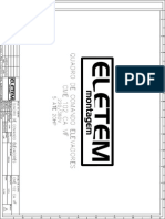 Desenho Elétrico Cme 102 Cavf High Lock ( Eletem )