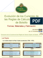 Evolución Cursores de RC FC Pocket Dupplex