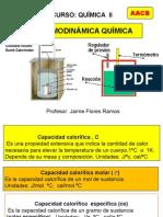 Termodinámica Química