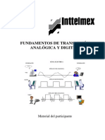 Fundamentos de Transmisión Analógica y Digital