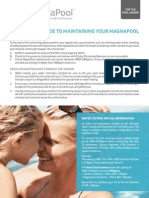 How To Use The Magnesium Test Strip MagnaPool