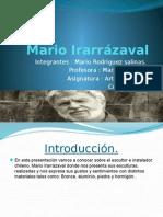 Mario Irarrázaval