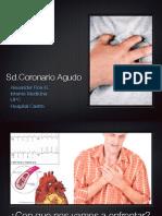 Sd. Coronario Agudo