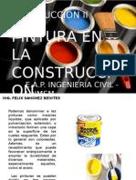 Clase 10 Pinturas - Construccion II