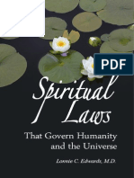 Spiritual Laws That Govern Humanity and the Universe - Lonnie Edwards