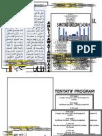 Buku Program Sambutan Maulidur Rasul 2013