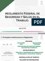 Proyecto de Presentación Reglamento Federal de Seguridad Nov