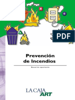 Manual Prevencion de Incendios