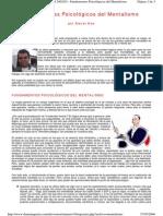 Alexei Kee - Fundamentos Psicologicos Do Mentalismo (3 Pags Spain)